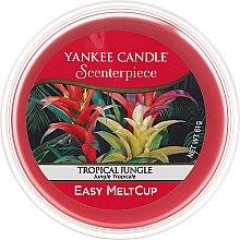 Ceară aromată - Yankee Candle Tropical Jungle Easy Melt Cup — Imagine N1