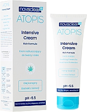 Parfumuri și produse cosmetice Cremă pentru față și corp - Novaclear Atopis Intensive Cream