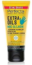 Parfumuri și produse cosmetice Cremă de mâini - Perfecta Extra Oils Hand Cream