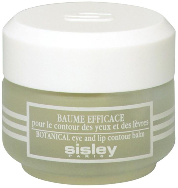 Balsam pentru conturul ochilor și buzelor - Sisley Baume Efficace Botanical Eye and Lip Contour Balm — Imagine N1