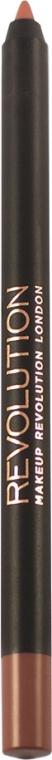 Set pentru machiajul buzelor - Makeup Revolution Retro Luxe Matte Lip Kit (lipstick/5.5ml + l/pencil/1g) — Imagine N3