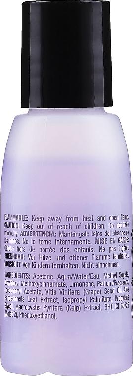 Soluție pentru îndepărtarea ojei, cu aromă de citrice - O.P.I Expert Touch — Imagine N2