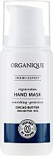 Parfumuri și produse cosmetice Mască regenerantă pentru mâini - Organique Dermo Expert Hand Mask