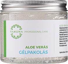 Parfumuri și produse cosmetice Mască gel cu aloe vera pentru corp - Yamuna Aloe Vera Gel Mask
