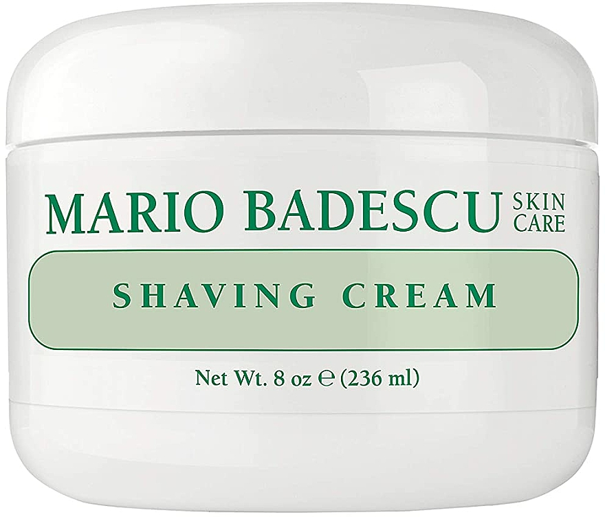 Cremă de ras - Mario Badescu Shaving Cream — Imagine N2