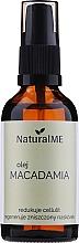 Parfumuri și produse cosmetice Ulei de macadamia - NaturalME (cu dozator)