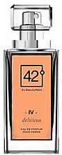 Parfumuri și produse cosmetice 42° by Beauty More IV Delicieux - Apă de parfum