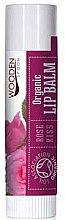 Parfumuri și produse cosmetice Balsam pentru buze - Wooden Spoon Lip Balm Rose Kiss