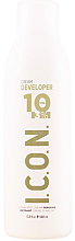 Parfumuri și produse cosmetice Cremă-activator de păr - I.C.O.N. Ecotech Color Cream Activator 10 Vol (3%)