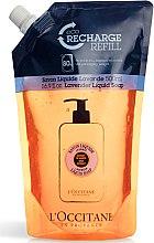 """Parfumuri și produse cosmetice Săpun lichid """"Lavandă"""" - L'Occitane Lavande Liquid Soap (doypack)"""