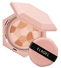 Parfumuri și produse cosmetice Fond de ten-cushion - Elroel Blending Compact Cushion