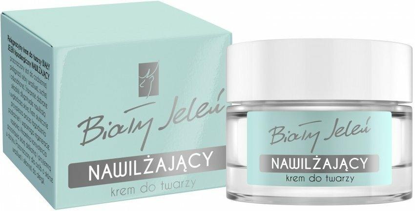 Cremă nutritivă de față cu lapte de capră - Bialy Jelen Nourishing Face Cream
