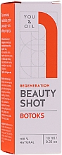 Parfumuri și produse cosmetice Ser facial - You & Oil Beauty Shot Botoks Oil / Regeneration Face Serum