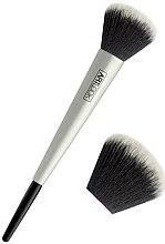 Parfumuri și produse cosmetice Pensulă pentru pudră, argintie - Art Look Powder Brush