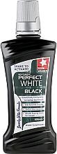 Parfumuri și produse cosmetice Apă de gură - Beverly Hills Formula Perfect White Black Mouthwash