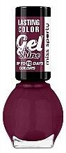 Parfumuri și produse cosmetice Lac de unghii - Miss Sporty Lasting Colour Gel Shine Nail Polish