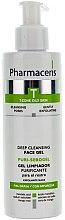 Parfumuri și produse cosmetice Gel antibacterian pentru față - Pharmaceris T Puri-Sebopeel Gel