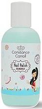 Parfumuri și produse cosmetice Dizolvant pentru lac de unghii - Constance Carroll Bubble Gum Nail Polish Remover
