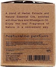 "Cremă-parfum natural ""Neroli"" - Shamasa — Imagine N3"