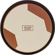 Parfumuri și produse cosmetice Mască cu argilă albă pentru față - Nature Queen White Clay