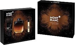 Montblanc Legend Night - Set (edp/100ml + edp/7.5ml + ash/balm/100ml)  — Imagine N1