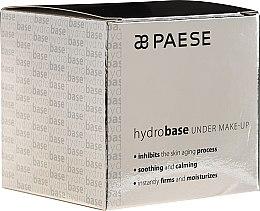 Parfumuri și produse cosmetice Bază de machiaj cu efect de hidratare - Paese Hydrating Make-Up Base