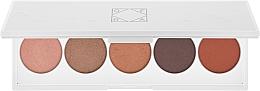 Parfumuri și produse cosmetice Paletă fard de ochi - Ofra Signature Eyeshadow Palette Exquisite Eyes