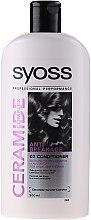 Balsam fortifiant - Syoss Ceramide Complex Anti-Breakage Conditioner — Imagine N1
