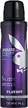 Parfumuri și produse cosmetice Playboy Endless Night For Her - Deodorant spray pentru corp