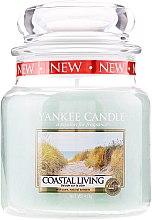 Parfumuri și produse cosmetice Lumânare aromată, în borcan - Yankee Candle Coastal Living