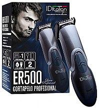 Parfumuri și produse cosmetice Mașină de tuns părul - Iditalian Design ER500