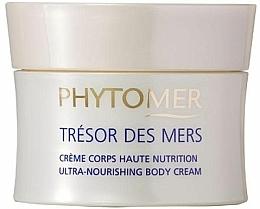 Crema de corp nutritivă - Phytomer Tresor des Mers Ultra-Nourishing Body Cream — Imagine N5