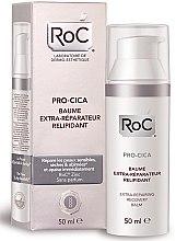 Parfumuri și produse cosmetice Balsam regenerant pentru ten uscat - RoC Pro-Cica Extra-Repairing Recovery Balm