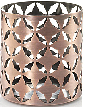 Parfumuri și produse cosmetice Sfeșnic - Yankee Candle Moroccan Copper Jar Holder