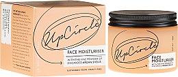 Parfumuri și produse cosmetice Gel pentru față - UpCircle Face Moisturiser With Argan Powder
