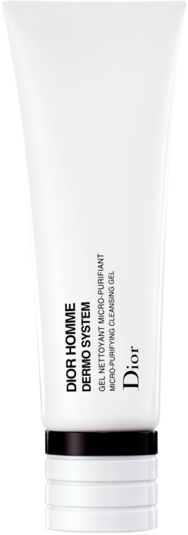 Gel de curățare - Dior Homme Dermo System Gel 125ml — Imagine N1