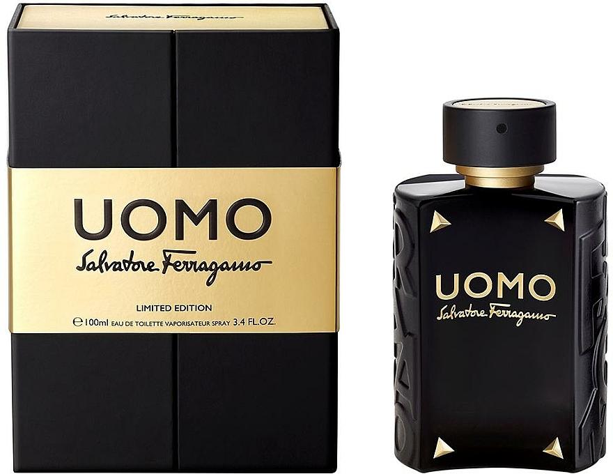 Salvatore Ferragamo Uomo Limited Edition - Apă de toaletă — Imagine N1