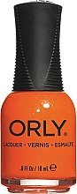 Parfumuri și produse cosmetice Lac de unghii - Orly Baked Summer Nail Color Collection
