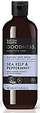 Parfumuri și produse cosmetice Gel de duș - Baylis & Harding Goodness Sea Kelp & Peppermint Natural Body Wash