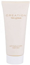 Parfumuri și produse cosmetice Ted Lapidus Creation - Loțiune de corp