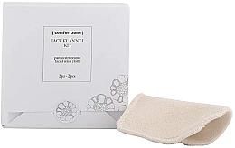 Parfumuri și produse cosmetice Șervețel pentru față, 2 buc - Comfort Zone Face Flannel Kit 2