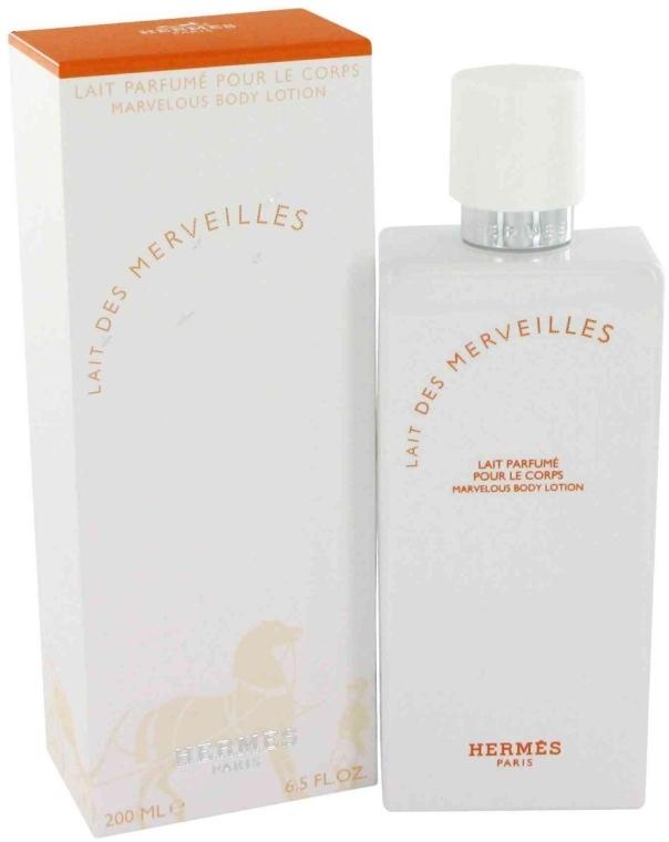 Hermes Eau des Merveilles - Lapte de corp — Imagine N1