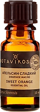 "Ulei esențial ""Portocală"" - Botavikos Orange Sweet Essential Oil — Imagine N2"