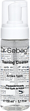 Parfumuri și produse cosmetice Spumă pentru curățarea tenului - Dr Sebagh Foaming Cleanser for All Skin Types