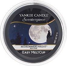 Parfumuri și produse cosmetice Ceară aromatică - Yankee Candle Midsummer Night Scenterpiece Melt Cup