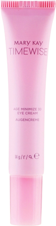 Cremă pentru pielea din jurul ochilor - Mary Kay TimeWise Age Minimize 3DMary Kay TimeWise Age Minimize 3D — Imagine N2