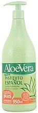 Parfumuri și produse cosmetice Loțiune de corp - Instituto Espaol Aloe Vera Body Milk Lotion