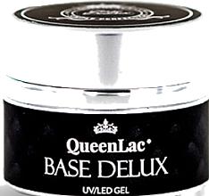 Parfumuri și produse cosmetice Baza pentru gel-lac - QueenLac Base Delux UV Gel Polish