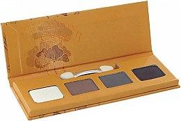 Parfumuri și produse cosmetice Paletă farduri de ochi - Couleur Caramel Palette Regard Sublime