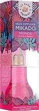 """Parfumuri și produse cosmetice Difuzor aromatic """"Mango și papaya"""" - La Casa de Los Aromas Mikado Reed Diffuser"""